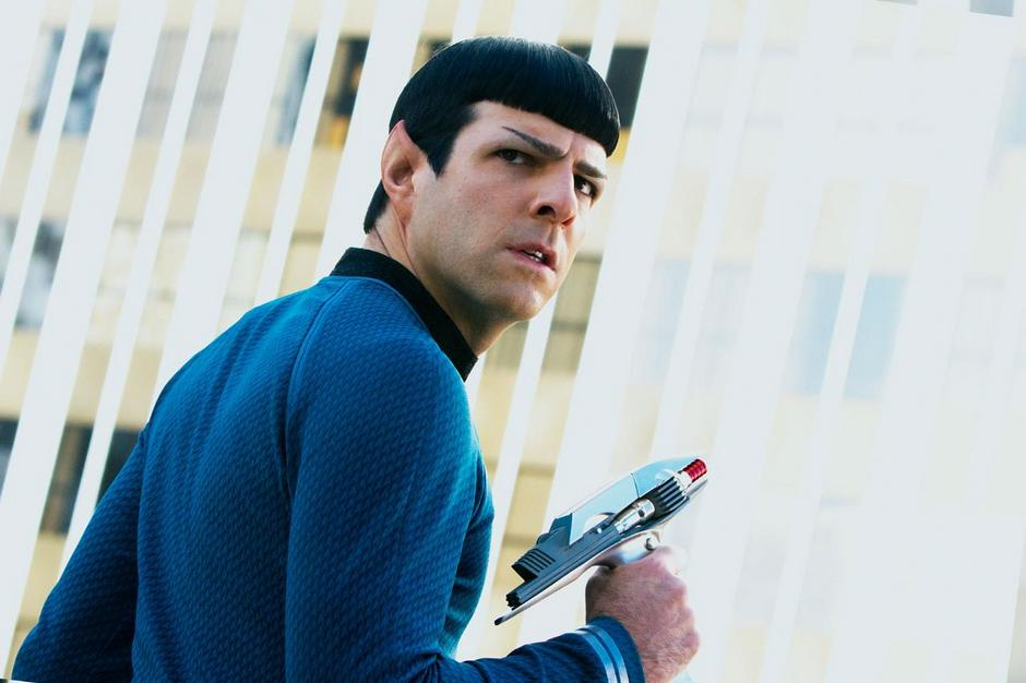 Spock interloqué