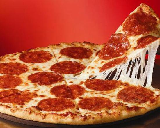 Si tu prêtes plus d'attention à cette pizza qu'a mon article, tu es vraiment un gros connard