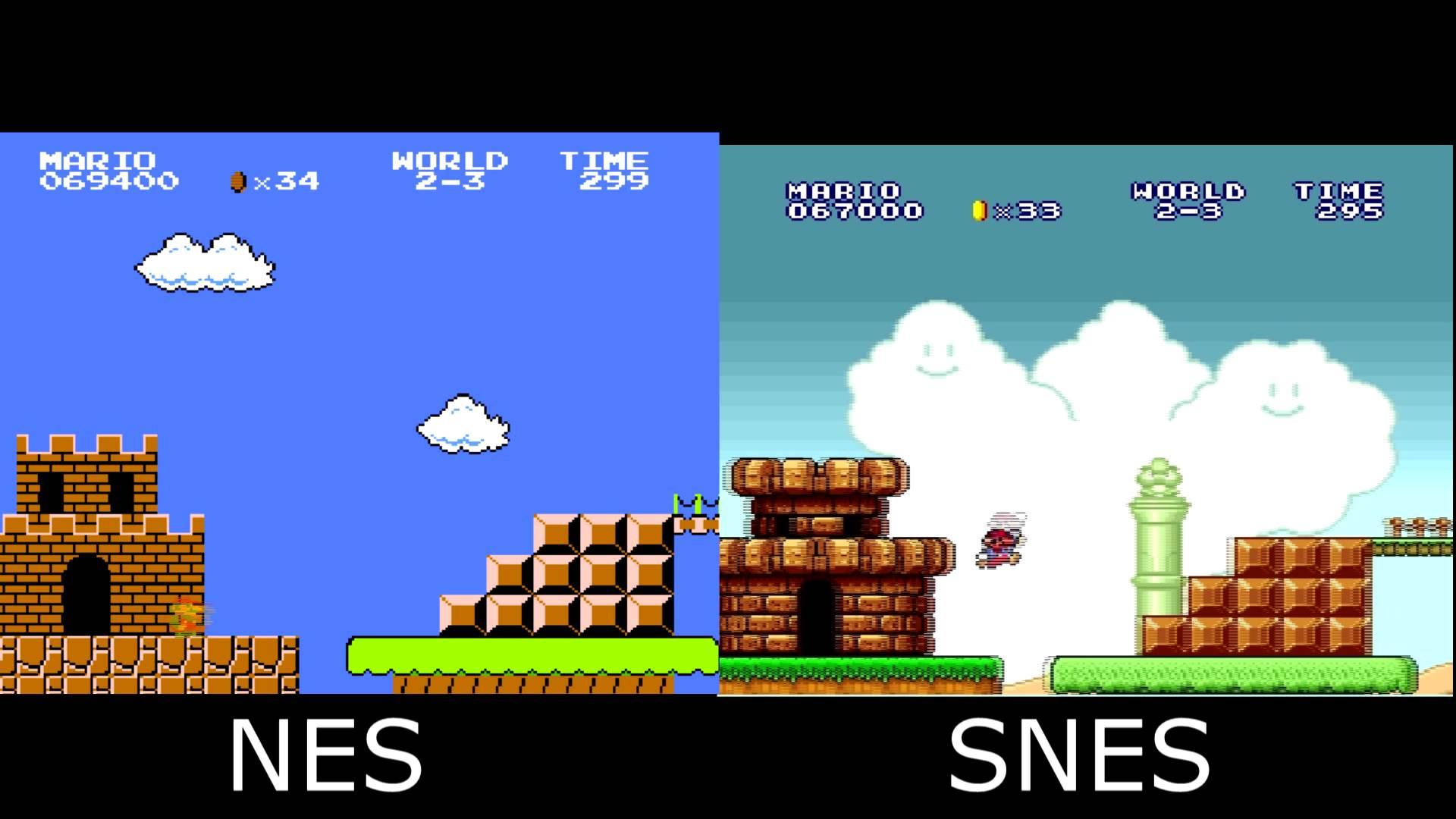 Qui l'eût cru? Nintendo nous niquait déjà en 1993!