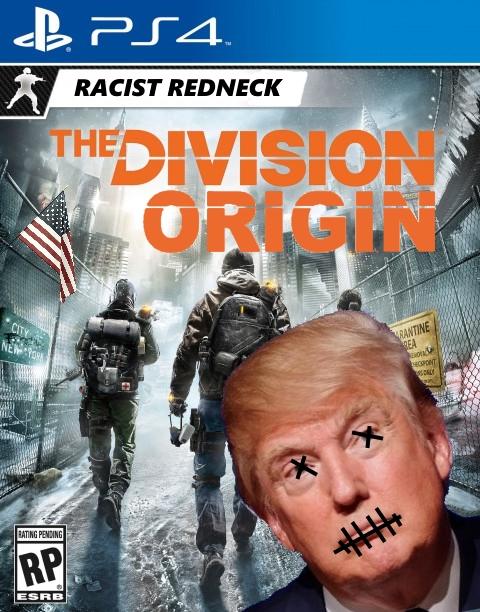 THE DIVISION ORIGIN final